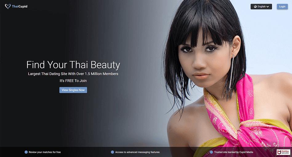 picture of pretty thai girl